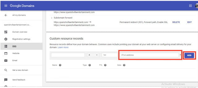 How to Connect Google Custom Domain on The Blogger Blog