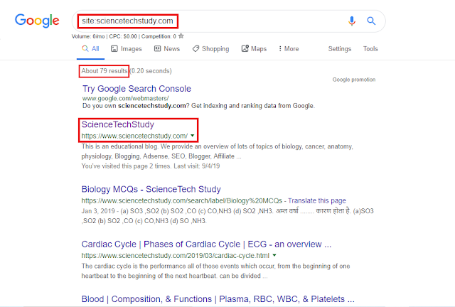 Best ways to Get Your New Posts Indexed by Google Quickly, How to index posts on Google
